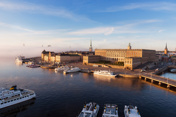 Sightseeing Stockholm